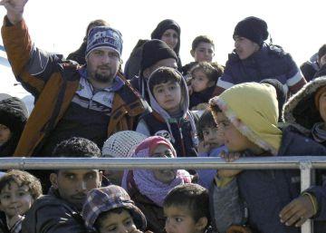 La comunidad internacional promete 9.000 millones para los sirios