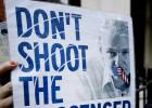 Reino Unido rechaza la petición de la ONU de liberar a Assange