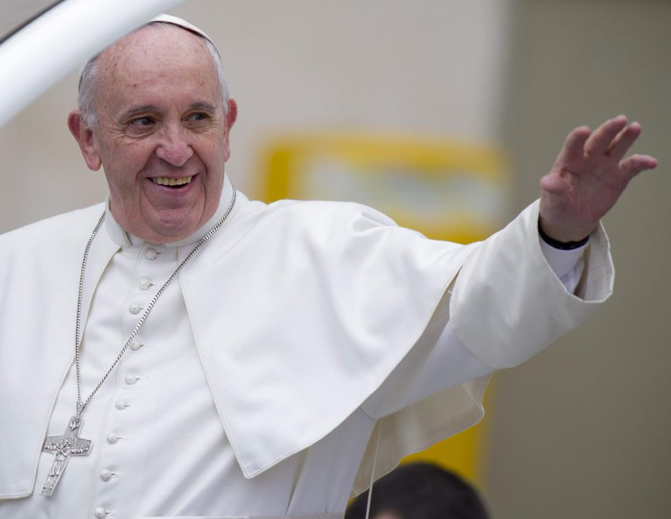 El Papa el pasado día 3 en Roma.