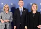 La UE y la OTAN debaten implicarse más en Libia