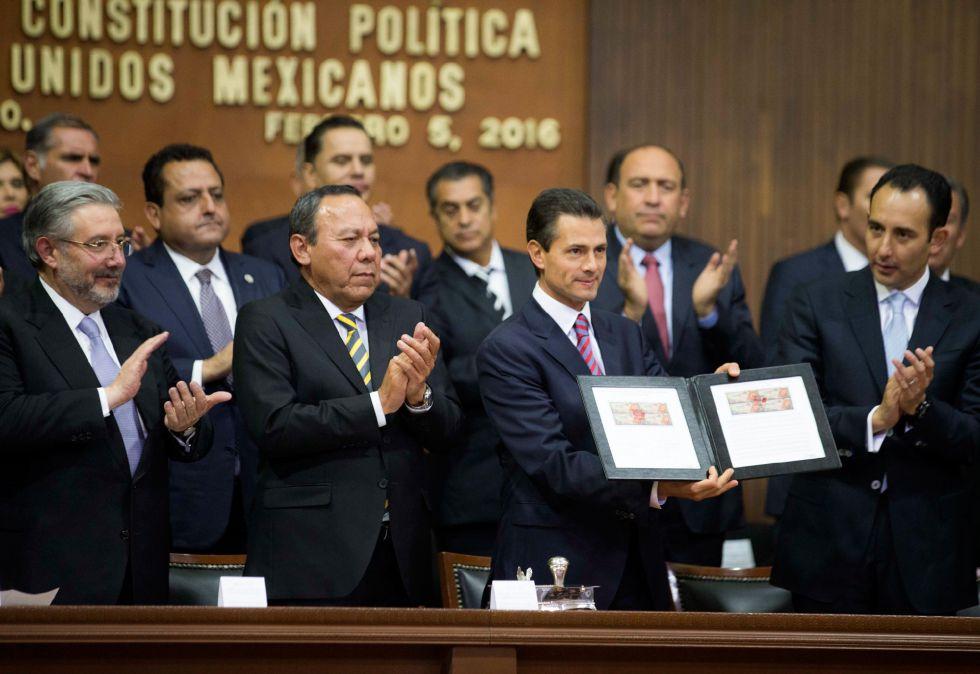 Día de la Constitución en México