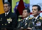 Correa descabeza a la cúpula militar