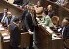 El Parlamento de Israel suspende a tres diputados de la minoría árabe