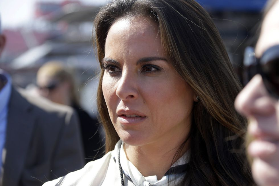Kate del Castillo, en 2014 en California