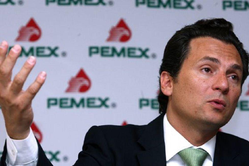 Emilio Lozoya, Pemex