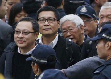 Hong Kong vive sus peores disturbios desde las sentadas pro democracia