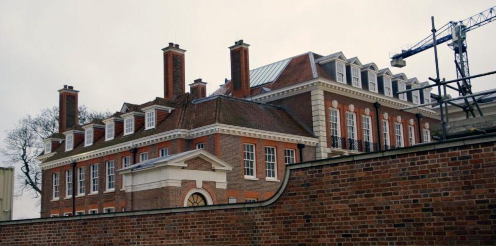 Witanhurst, la segunda mayor vivienda de Londres después de Buckingham.