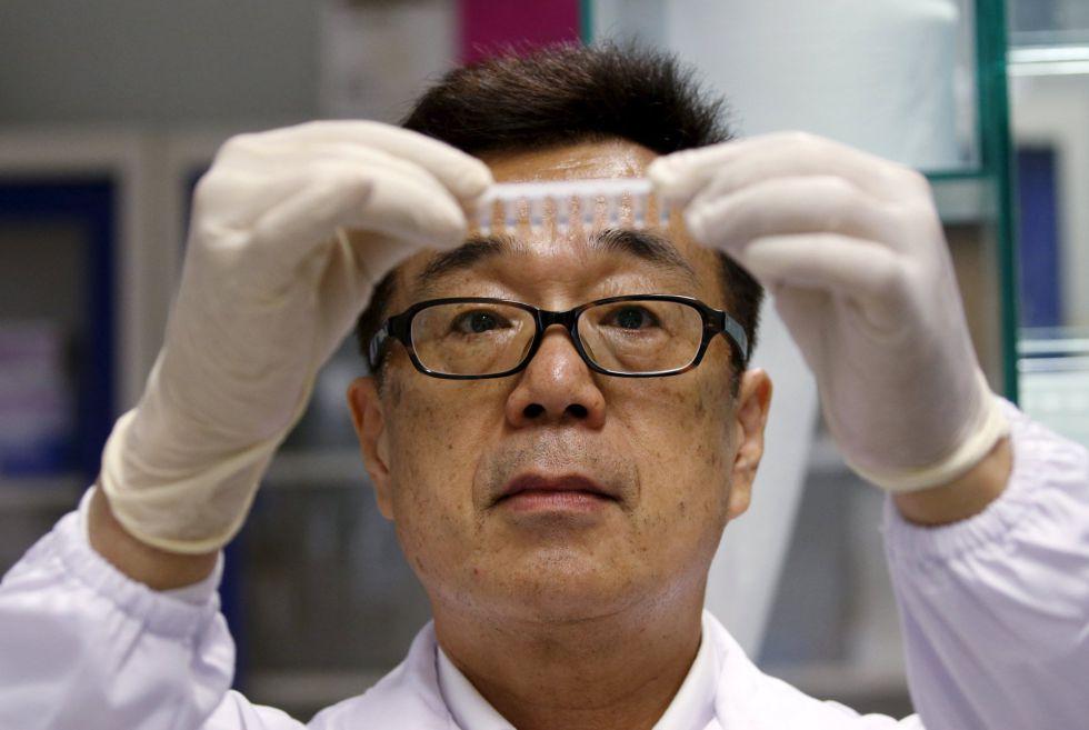 Un investigador de Singapur dedicado al zika.