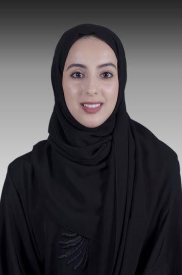 Shamma Al Mazrui, ministra de Asuntos para la Juventud de Emiratos Árabes