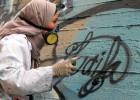 Grafiteras árabes para romper muros