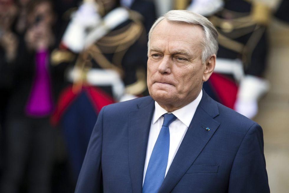 El nuevo ministro de Exteriores francés, Jean-Marc Ayrault