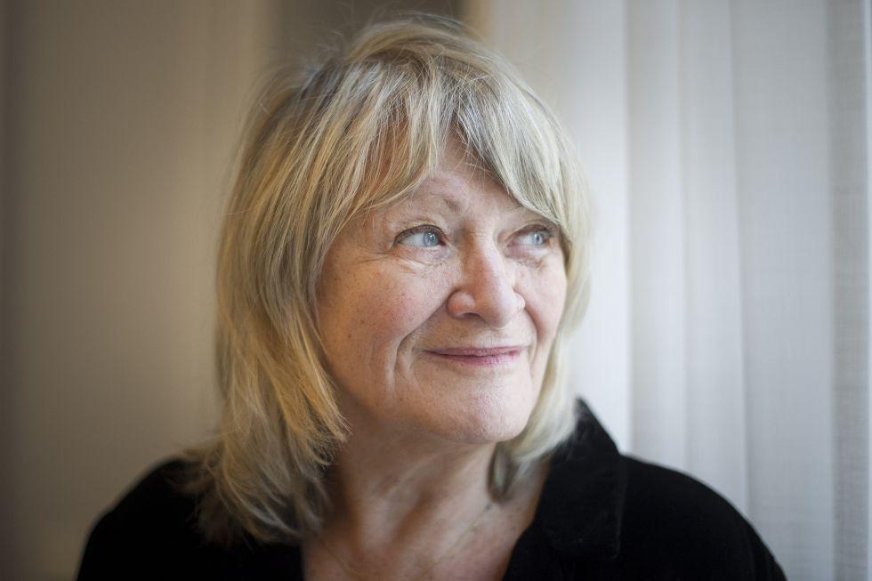 La escritora alemana Alice Schwarzer.