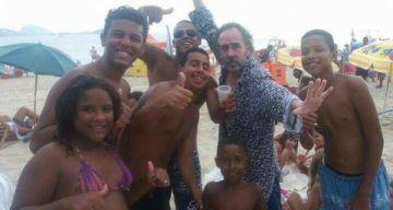 Brasil a los ojos de Tim Burton