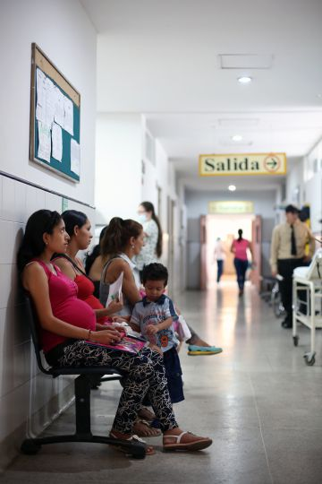 Casos de zika na Colômbia