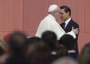 El Papa de la seda y el percal
