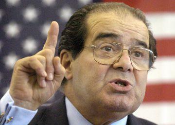 Las sentencias del juez Scalia