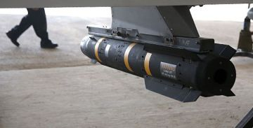 Un misil Hellfire