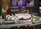 Fervor disperso en la Basílica de Guadalupe