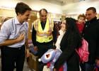 Canadá abre los brazos a los refugiados sirios más vulnerables