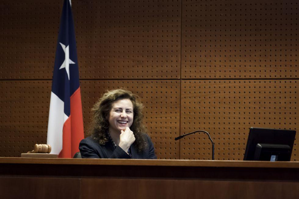 La juez chilena Karen Atala