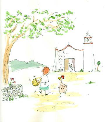 Ilustración de Ros.
