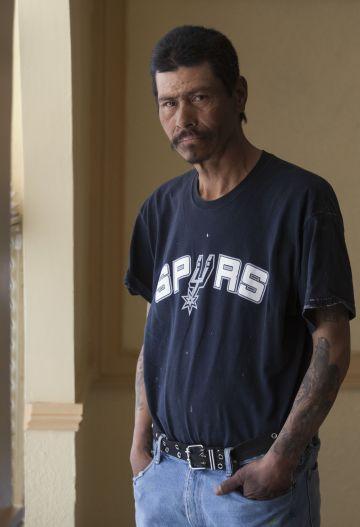Lupillo, exconvicto y una persona sin hogar en Ciudad Juárez