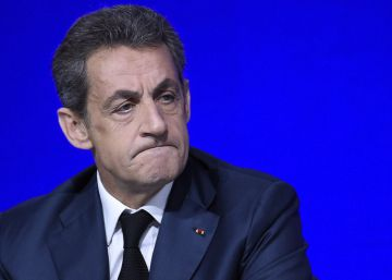 Sarkozy, imputado por financiación irregular en la campaña de 2012