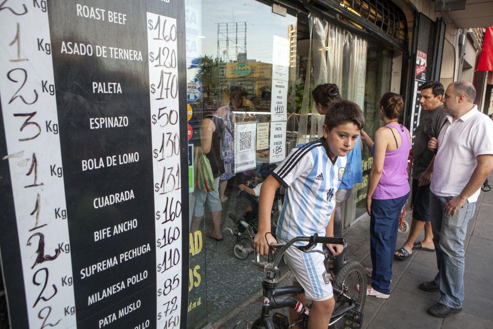 Incremento de precios en Buenos Aires, al 15 Febrero 2016.