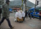 Tensión social en Bogotá por las primeras medidas de la alcaldía