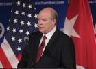 EE UU y Cuba buscan vías para impulsar el comercio bilateral pese al embargo