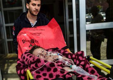 La ayuda humanitaria llega a cinco localidades sitiadas en Siria