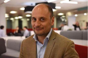 El director de GSMA para América Latina, Sebastián Caballero.