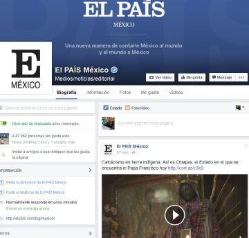 Más contenidos propios, más presencia en redes y más vídeos: la renovada edición de EL PAÍS en México