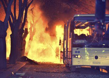 Turquía acusa a milicianos kurdos de Siria del atentado en Ankara