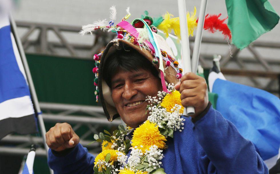 Referéndum Evo Morales