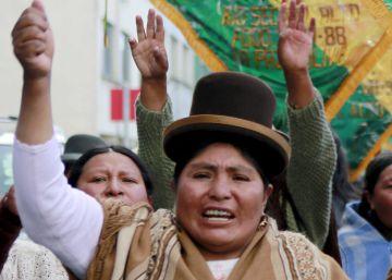 Evo Morales apela a sus logros económicos ante el referéndum en Bolivia