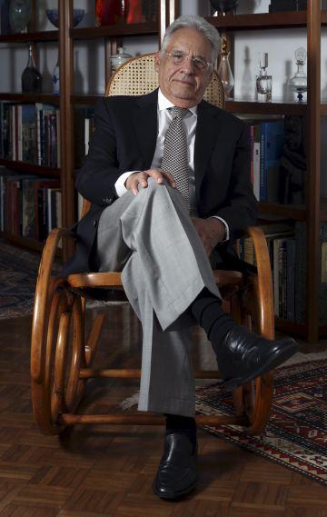 El expresidente brasileño Fernando Cardoso en marzo de 2015.