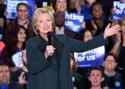 Clinton gana en Nevada y frena el ascenso de Sanders