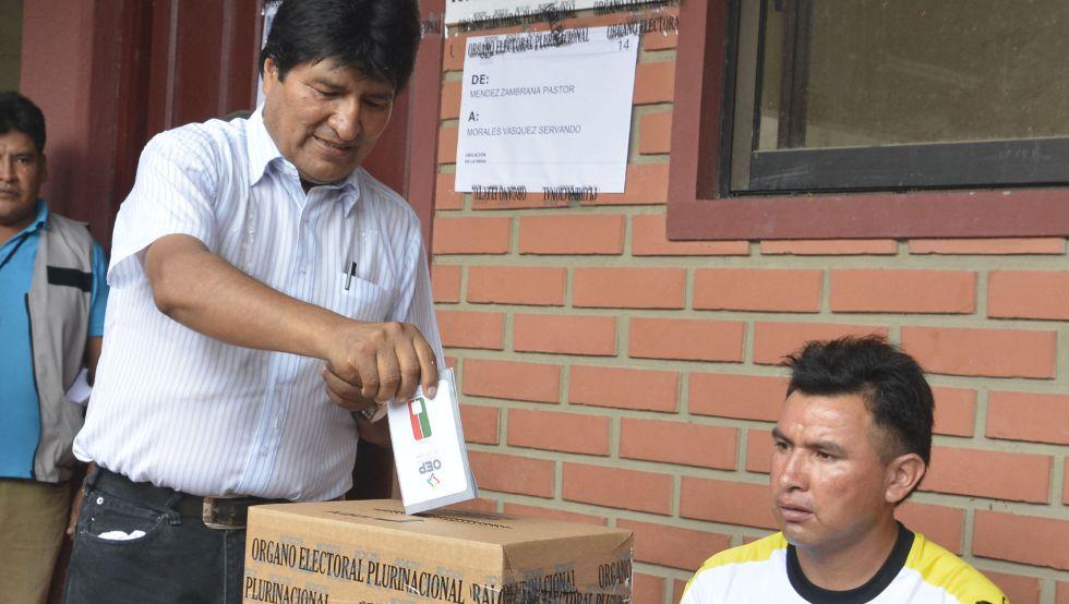 Referendum Bolivia 2016
