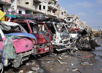 EE UU anuncia un principio de acuerdo para una tregua en Siria