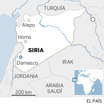 Más de 140 muertos en varios atentados en Damasco y Homs