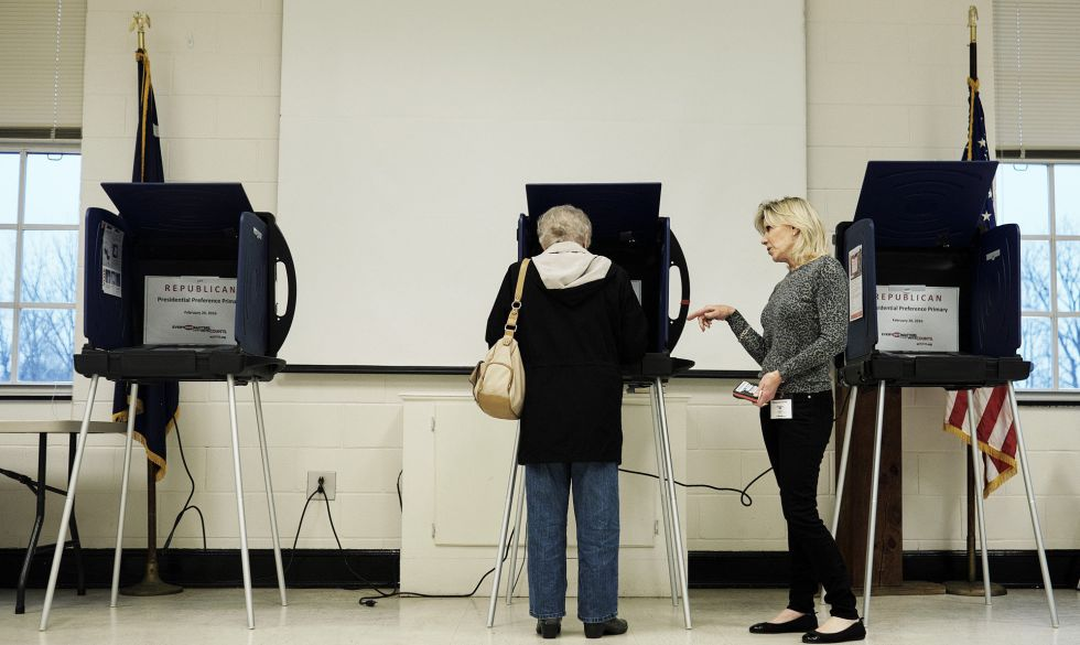 Elecciones Estados Unidos 2016