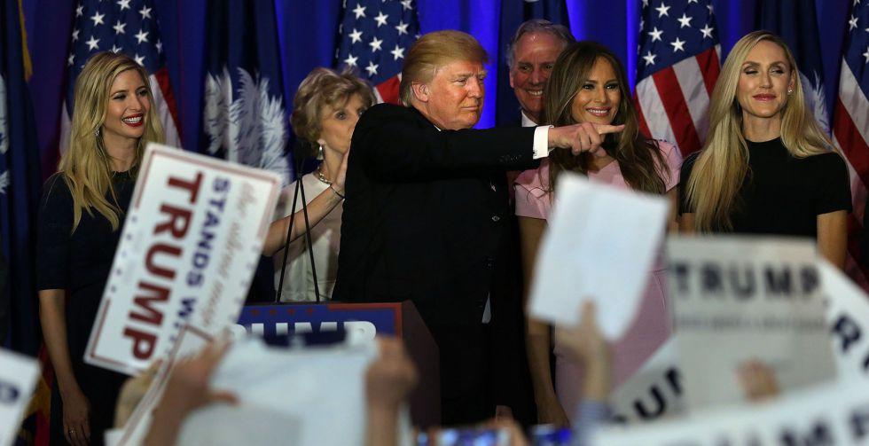 Elecciones Estados Unidos 2016: Donald Trump