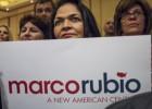 Rubio vira al centro para erigirse en la única alternativa a Trump