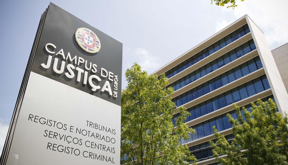 El Campus de la Justicia de Lisboa, donde tienen su sede diversos órganos judiciales.