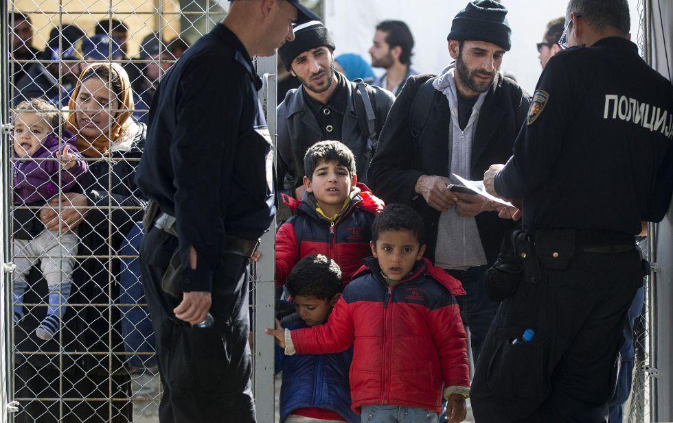 Informe de refugiados de Amnistía Internacional