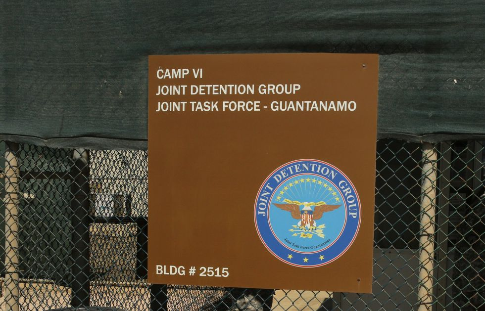 El llamado Campo VI de Guantánamo.