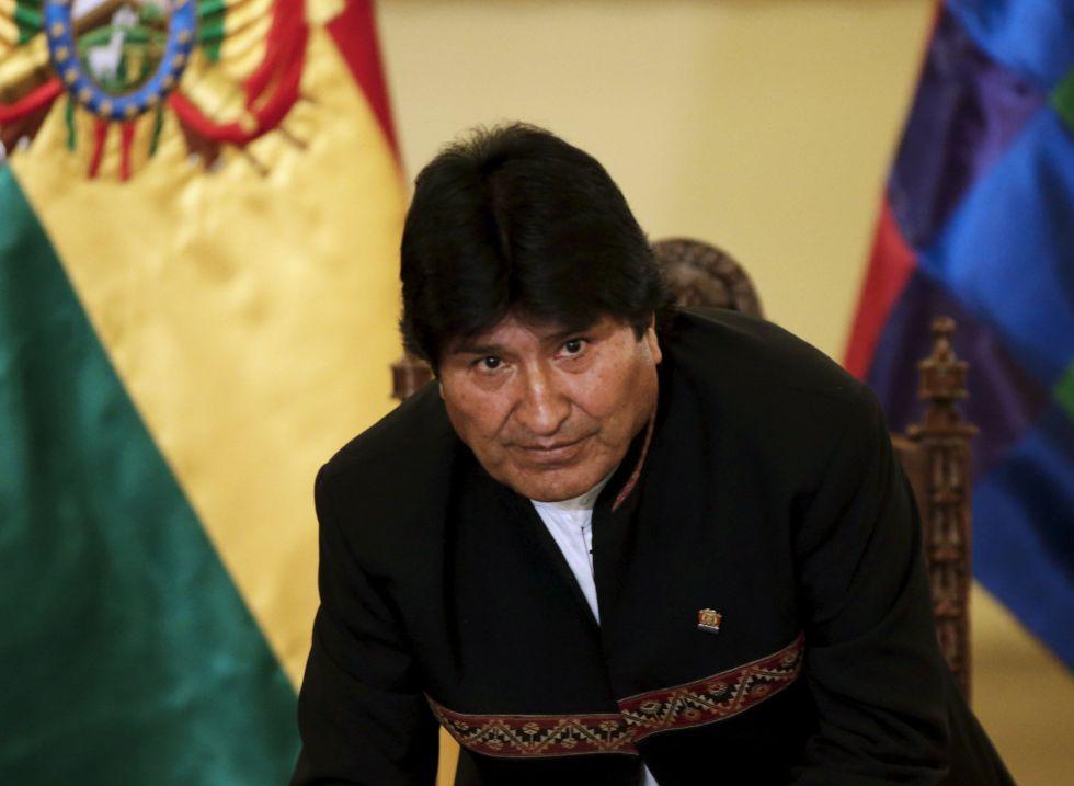 Bolívia diz não à intenção de Evo Morales de tentar outra reeleição
