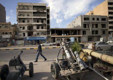 Del miedo a Gadafi al miedo al ISIS