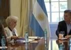 Macri recibe a las organizaciones de derechos humanos y sus críticas